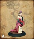 Chronoscope: Coraline Thaddington (painted by Martin Jones)