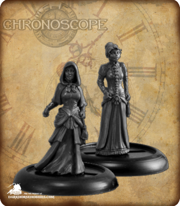 Chronoscope: Victorian Ladies Set