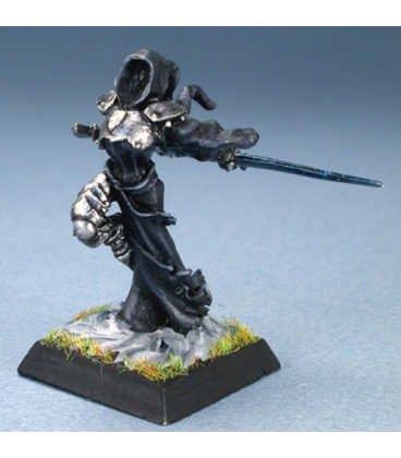 Warlord: Necropolis - Nivar, Wraith Hero (painted by Chris Smith)
