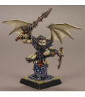 Warlord: Necropolis - Gargoyle (painted by Chris Smith)