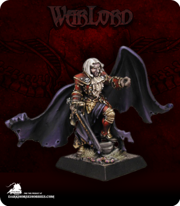 Warlord: Necropolis - Judas Bloodspire, Warlord (painted by Derek Schubert)