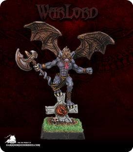 Warlord: Necropolis - Crypt Bat II (painted by Jason Glocka)