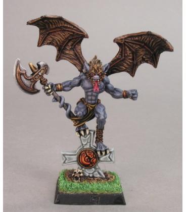 Warlord: Necropolis - Crypt Bat II (painted by Jason Glocka)