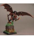 Warlord: Necropolis - Syphrilia, Succubus Hero (painted by Alex Glocka)