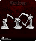 Warlord: Necropolis - Wraith Harvesters Box Set