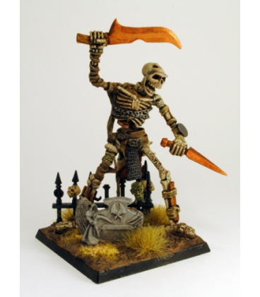 Dark Heaven Legends: Skeletal Giant (painted by Jeff See)