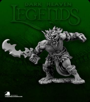 Dark Heaven Legends: Efreeti Emir