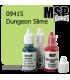 Master Series Paint: Bones Colors - 09415 Dungeon Slime (1/2 oz)