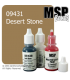 Master Series Paint: Bones Colors - 09431 Desert Stone (1/2 oz)