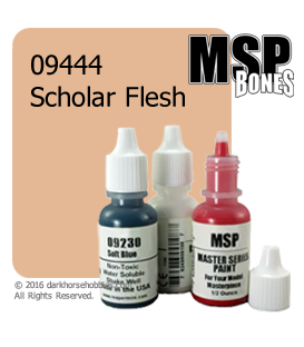 Master Series Paint: Bones Colors - 09444 Scholar Flesh (1/2 oz)