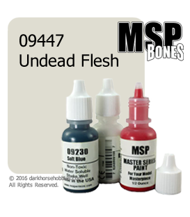 Master Series Paint: Bones Colors - 09447 Undead Flesh (1/2 oz)