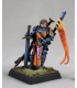 Pathfinder Miniatures: Alain, Iconic Human Cavalier (painted by Anne Foerster)