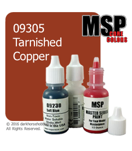 Master Series Paint: Core Colors - 09305 Tarnished Copper (1/2 oz)