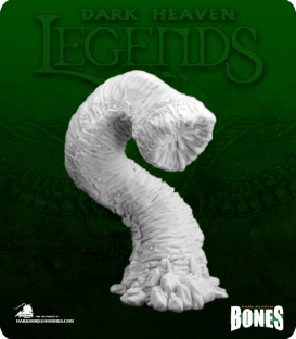 Dark Heaven Legends Bones: Great Worm