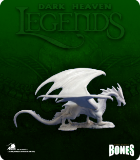 Dark Heaven Legends Bones: Shadow Dragon
