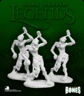 Dark Heaven Legends Bones: Zombies