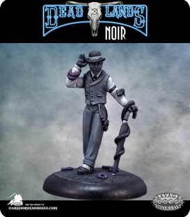 Savage Worlds: Deadlands Noir - Houngan (painted by Rhonda Bender)