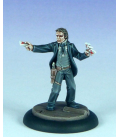 Savage Worlds: Deadlands - Huckster (painted by SuperblyPainted)