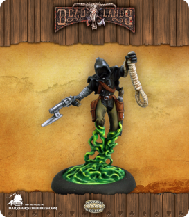 Savage Worlds: Deadlands - Hangin' Judge (painted by Martin Jones)