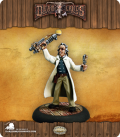 Savage Worlds: Deadlands - Mad Scientist (Male) (painted by Martin Jones)