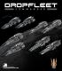 Dropfleet Commander: UCM - Frigate Box Set