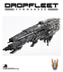 Dropfleet Commander: UCM Battlecruiser - Johannesburg/Perth Class