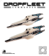 Dropfleet Commander: PHR Corvettes - Echo Class