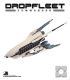 Dropfleet Commander: PHR Battlecruiser - Agamemnon/Priam Class