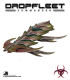 Dropfleet Commander: Scourge - Daemon/Dragon Battleship
