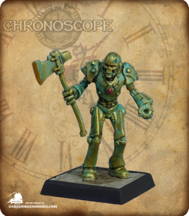 Chronoscope (Wild West): Wizard of Oz, Tin Man (painted by Citrine)