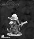Chronoscope: Leatherhide, Armadillo Man