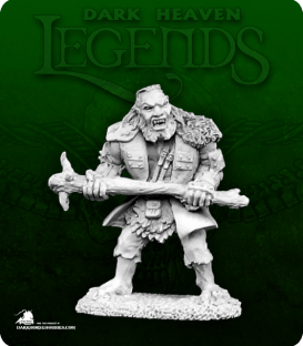 Dark Heaven Legends: Hill Troll