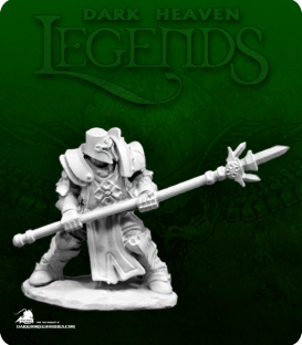 Dark Heaven Legends: Crusader Defender (Spear)