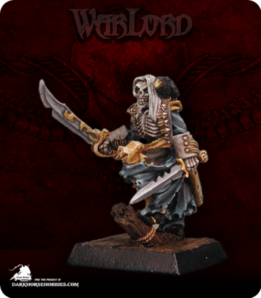 Warlord: Razig - Razig, Warlord (painted by Anne Foerster)