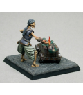 Warlord: Razig - Soul Cannon, Warmachine (painted by Rhonda Bender)