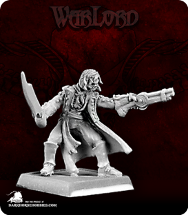 Warlord: Razig - Mister Blood, Captain