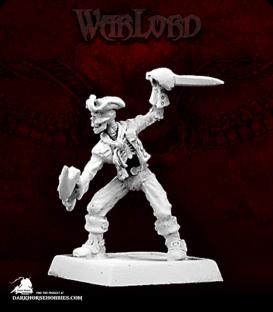 Warlord: Razig - Jackie Bones, Hero