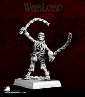 Warlord: Razig - Skeletal Chain Ganger Adept
