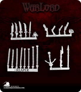 Warlord: Razig - Razig's Weapons Pack
