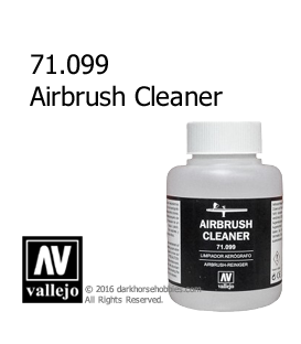 Vallejo Model Air: Airbrush Cleaner (85ml)