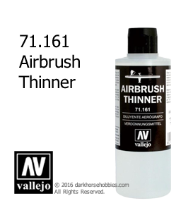Vallejo Model Air: Airbrush Thinner (200ml)