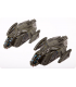 Dropzone Commander: UCM - Raven Type-A Light Dropships (2)
