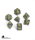 Chessex: Speckled Urban Camo Polyhedral dice set (7)