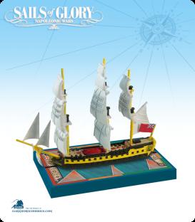 Sails of Glory: HMS Impétuex - 1796 (British) Ship Pack