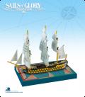 Sails of Glory: Commerce de Bordeaux - 1784 (French) Ship Pack