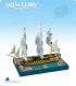 Sails of Glory: Commerce de Bordeaux - 1784 (French) Ship Pack