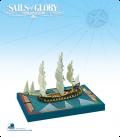 Sails of Glory: HMS Orpheus 1780 (British) Ship Pack
