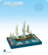 Sails of Glory: HMS Orpheus 1780 (British) Ship Pack