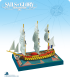 Sails of Glory: Le Berwick - 1795 (French) Ship Pack