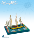 Sails of Glory: HMS Leopard - 1780 (British) Ship Pack